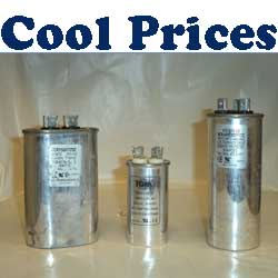 capacitors of all sizes